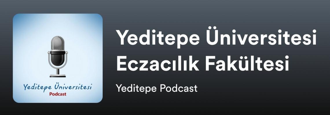 Eczacılık Fakültesi Podcast Yayınları