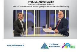 Prof. Ahmet Aydın is Hosted by Bloomberg HT - Educational Center