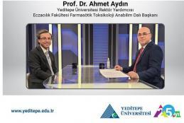 Prof. Dr. Ahmet Aydın Bloomberg HT - Eğitim Merkezi'nin Konuğu Oluyor