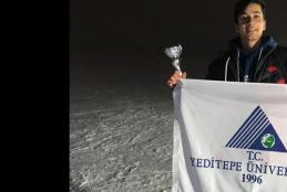 Koç Spor Fest Kış Oyunları'ndan kupayla döndük