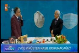 Prof. Dr. Erdem Yeşilada ATV Hafta Sonu'da