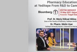 Prof. Meriç Köksal Akkoç and Our Alumni Dr. Pharm. Metin Uyar are Hosted on Bloomberg HT