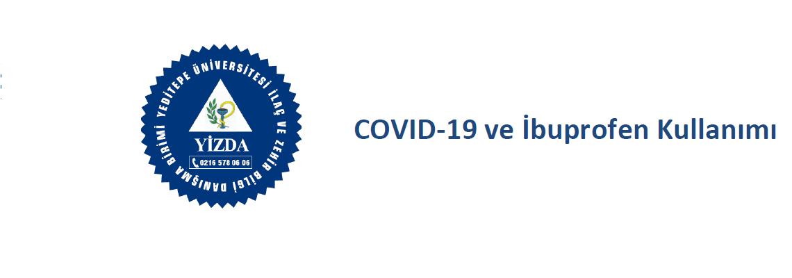 COVID-19 ve İbuprofen Kullanımı